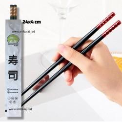 Baskılı Chopstick Kılıfı | 5 Bin Adet
