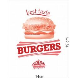 Hamburger Kağıdı | 5000 Adet