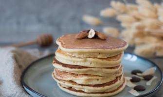 İşte Yumuşacık Pancake Tarifi