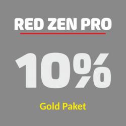 Red Zen Pro AJans | Gold Paket