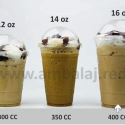 Starbucks Plastik Bardak 400cc | 1 000 Ad.