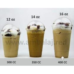 Starbucks Plastik Bardak 400cc   1 000 Ad.