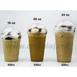 Starbucks Plastik Bardak 300 cc | 1 000 Ad.