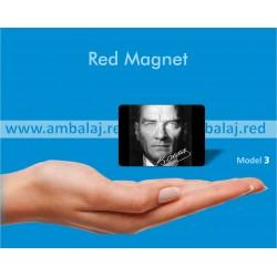 Ata Magnet Kart | 100 Adet