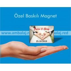 Magnet Kart vizit | 1000 Adet