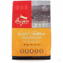 Orijen Cat&Kitten tahılsız Kedi Maması 2,27 kg